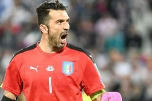 Легендарный итальянский вратарь Буффон завершит карьеру после ЧМ-2018