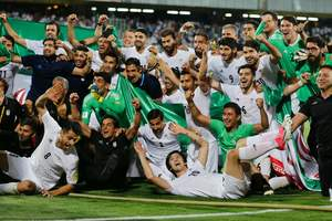 Сборная Ирана третьей в мире завоевала путевку на ЧМ-2018