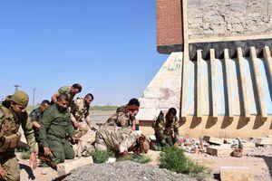 Курды прорвались к стенам Старого города в ходе освобождения сирийской Ракки от боевиков ИГИЛ