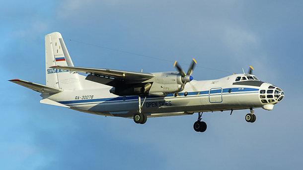 Русский самолет исполнит наблюдательный полет над Британией