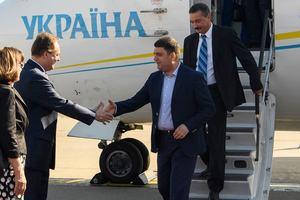 Украина будет вступать в ЕС по примеру Хорватии - Гройсман