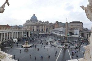 Банк Ватикана резко нарастил прибыль