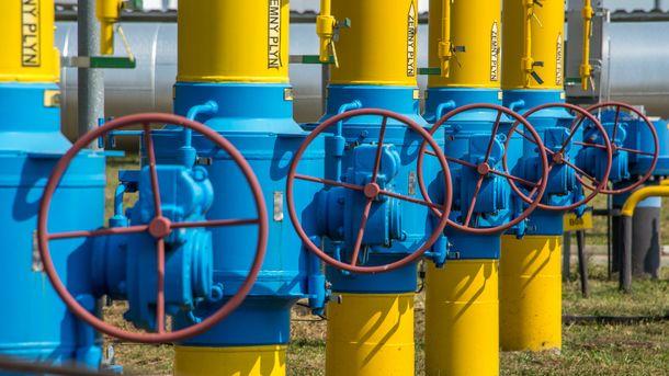 Украина начинает создание газового хаба. Фото: AFP