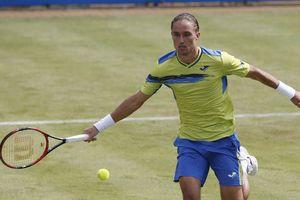 Александр Долгополов вышел во второй круг турнира в Голландии