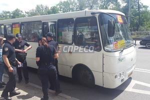 Взрыв в киевской маршрутке: новые подробности ЧП (обновлено)