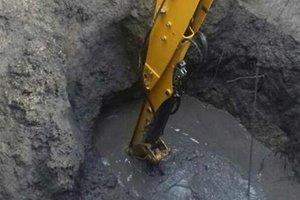 Крупная авария на водопроводе в Одессе: трубу залатали, но подача воды слабая