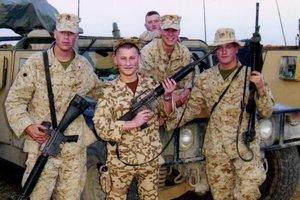 Украинские миротворцы отправляются в Либерию - Минобороны