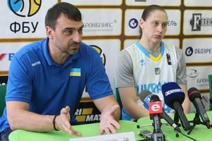 """Тренер женской сборной Украины по баскетболу: """"Наша задача - выиграть единственную игру - ближайшую"""""""
