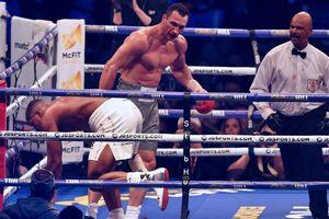"""Джошуа: """"Я надеюсь, что реванш с Кличко состоится, но без шестого раунда"""""""