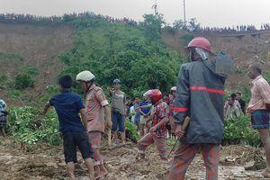 Оползни в Бангладеш унесли жизни более 100 человек