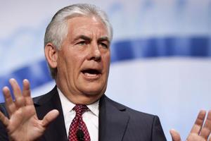 """Тиллерсон рассказал, чем """"аукнутся"""" новые санкции США против РФ"""