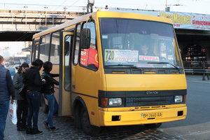 Когда в Киеве появятся комфортные маршрутки