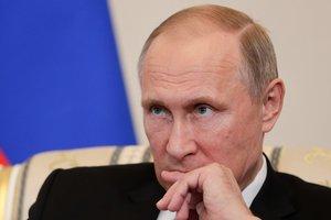 Путин уже не так уверен в своей популярности среди россиян - Frankfurter Allgemeine