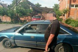 В Харькове полицейские устроили погоню за пьяным водителем