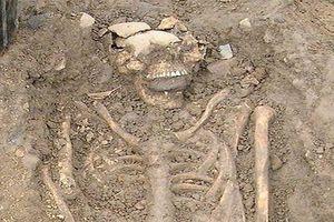 В лесу Харьковской области нашли человеческий скелет