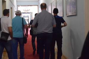 Мэр Николаева заперся в кабинете от полицейских, пришедших вручать ему протокол о коррупции – СМИ