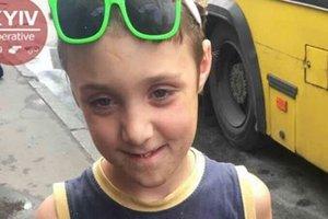 Ушел с велосипедом: в Киеве пропал 7-летний мальчик