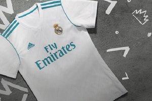 """""""Реал"""" представил домашнюю и выездную форму на новый сезон"""
