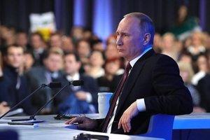"""Песков о """"прямой линии с Путиным"""": Нет никакой репетиции вопросов"""