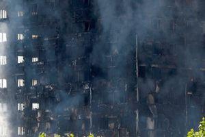 Пожар в многоэтажке Лондона: стало известно количество погибших