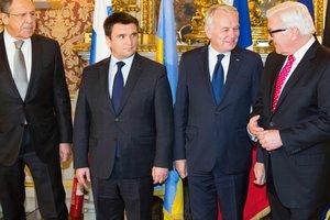 """В МИД Украины рассказали, когда ожидаются переговоры лидеров """"нормандской четверки"""""""
