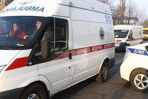 Под Киевом пьяный водитель погубил пассажира