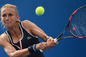 Леся Цуренко вышла в четвертьфинал турнира в Голландии