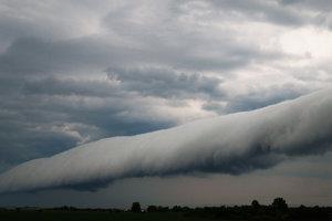 Шведы увидели предвестие конца света в необычных облаках