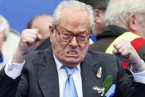 Европарламент лишил депутатской неприкосновенности Жан-Мари Ле Пена