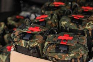 Военная медицина в Украине будет работать по стандартам НАТО - Порошенко
