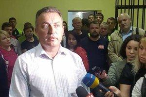 Во Львове арестовали директора крупнейшей фирмы-перевозчика мусора