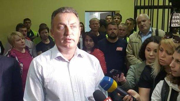 У Львові арештували директора найбільшої фірми-сміттєперевізника
