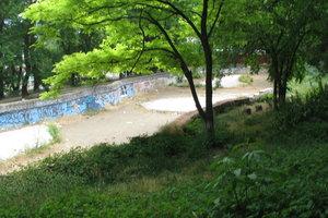 Как сейчас выглядит Греческий парк в Одессе