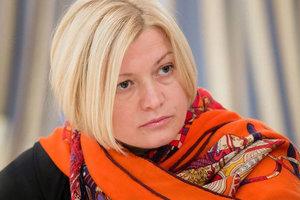 Геращенко поддерживает идею въезда в Украину россиян по биометрическим паспортам
