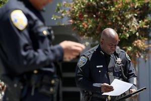 Во время стрельбы возле почты в Сан-Франциско погибли четыре человека