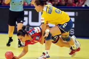Сборная Украины по гандболу не смогла пробиться на чемпионат мира