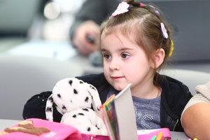 В июне раненые дети из Донбасса пройдут курс реабилитации