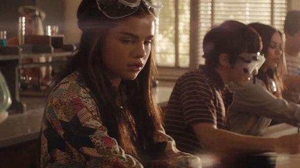 Селена Гомес в новом клипе