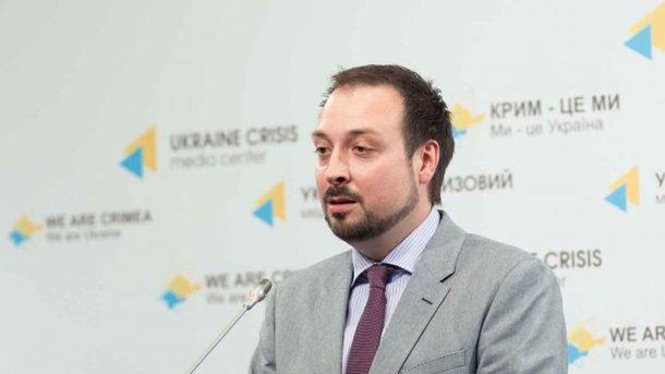Заместитель министра юстиции Украины Андрей Вишневский сообщил, что написал заявление оботставке