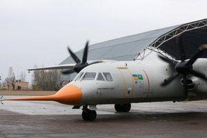 Украинские авиастроители подняли в небо первый Ан-132Д без российских деталей