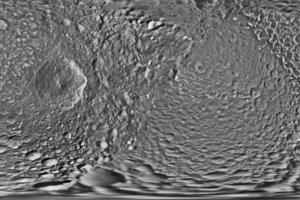 "NASA показало новую карту ""Звезды смерти"""