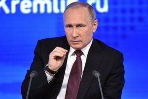 Путин заявил, что РФ не вмешивается во внутренние дела Украины