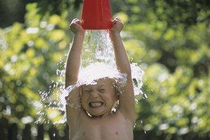 Как укрепить иммунитет ребенка летом