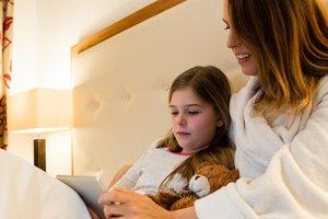 Как выработать идеальный режим сна для ребенка