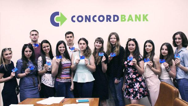 Конкорд банк выпустил чудо-карту, «заменяющую» студентам родителей