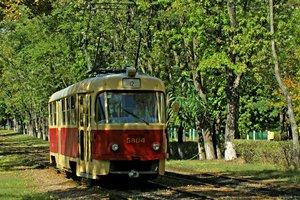 В Киеве пройдет Парад трамваев: программа мероприятия