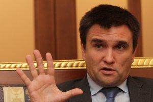 Климкин приветствовал ужесточение Сенатом США санкций против РФ