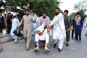 В Кабуле прогремел мощный взрыв в шиитской мечети