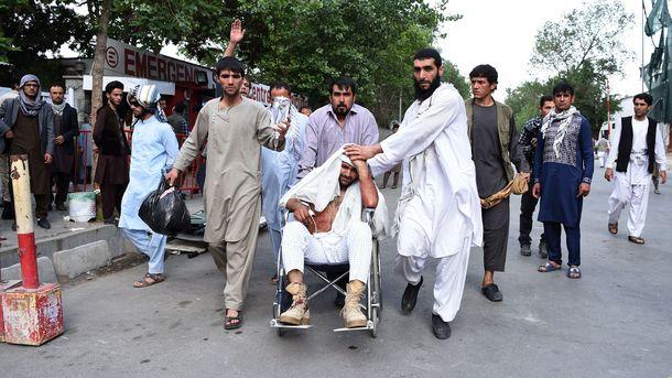 Мощный взрыв прогремел в четверг в одной из шиитских мечетей Кабула c110c3aa5eeb5