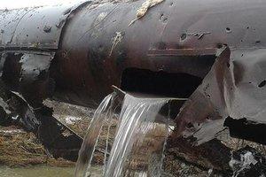 Южно-Донбасский водовод возобновил работу